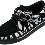 Creeper Sneakers Zebra 60$