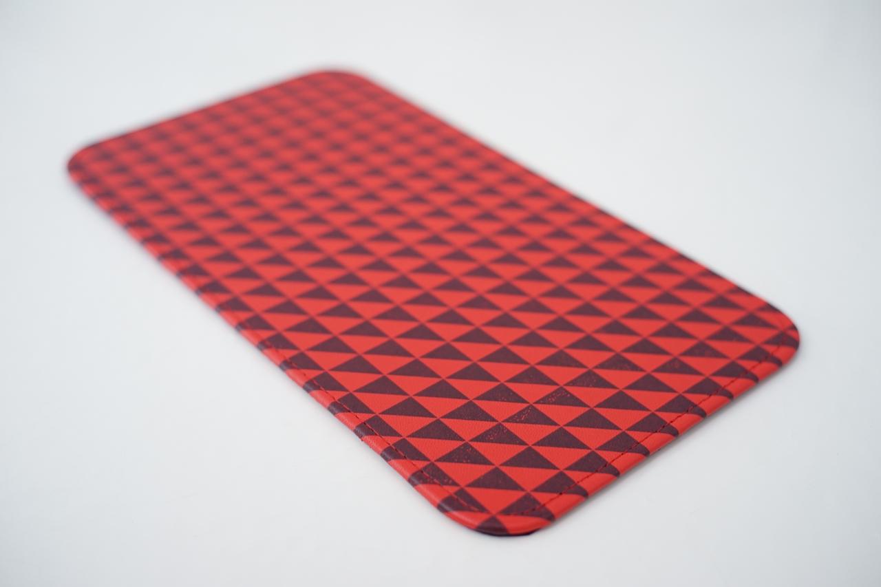 detaliu geometric red